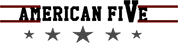 American Five Logo